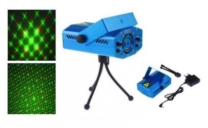 Mini proiector laser cu 2 diode