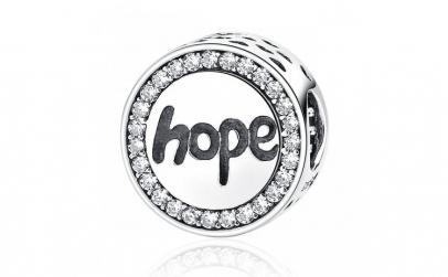 Charm argint 925 Hope Speranta cu