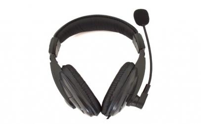 Casti cu microfon Solic SLR-580M