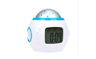 Lampa de veghe pentru copii cu alarma