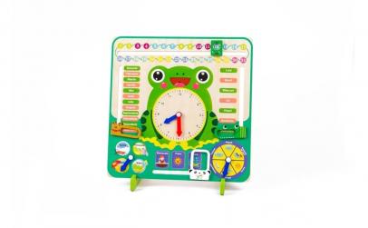 Jucarie Montessori Calendarul Naturii