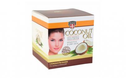 Crema de fata cu Ulei de Cocos - 50 ml