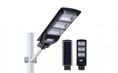 Lampa stradala SOLARA 90W, telecomanda