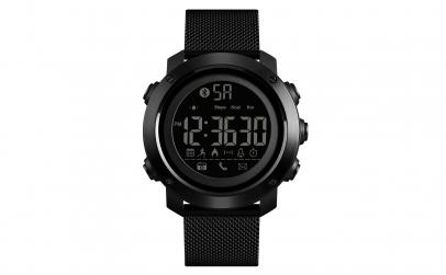 Ceas barbatesc SKMEI Smartwatch inox