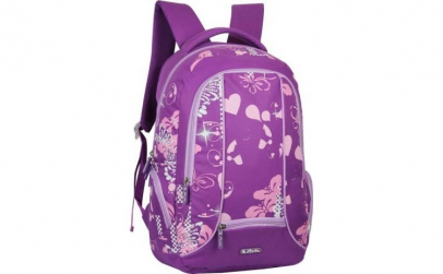 RUCSAC CU UN COMPARTIMENT, GIRLY PURPLE