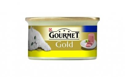 Hrana Gourmet Gold, Mousse de Pui, 85g