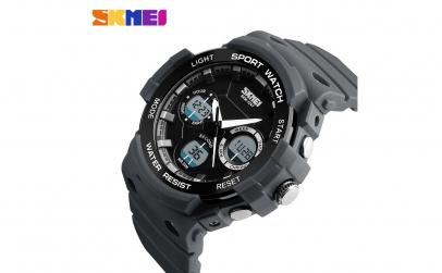 Ceas SKMEI sport watch dual time