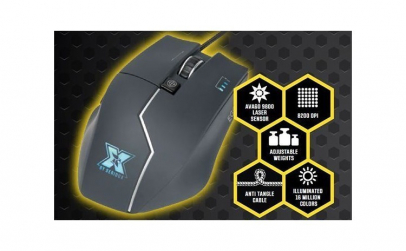 Mouse gaming Serioux Egon
