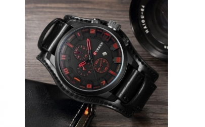 Ceas barbatesc Curren Aviator Black