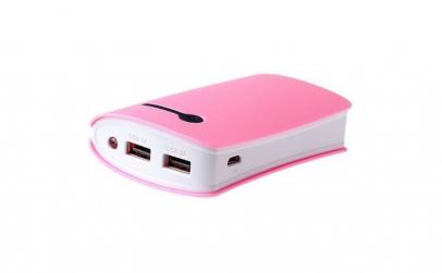 Baterie externa 8400mAh cu 2 USB