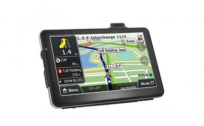 GPS 5'' auto