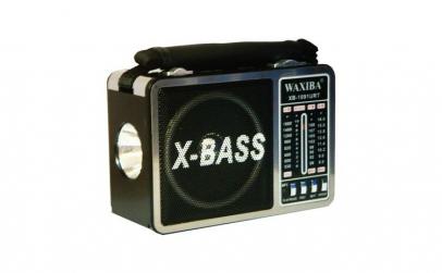 Radio MP3/USB/SD WAXIBA