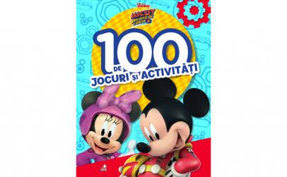 Mickey si pilotii de curse. 100 de