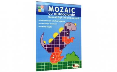 Mozaic Cu Autocolante - DezvoltA-Ti
