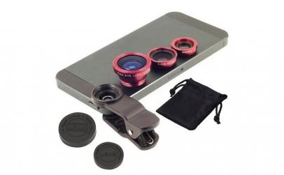 Kit lentile universale 3in1 pentru