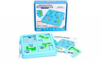 Joc Smart Jungle Maze, Labirintul, 163BZ