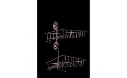 Raft dublu colt cu ventuze-Sistem