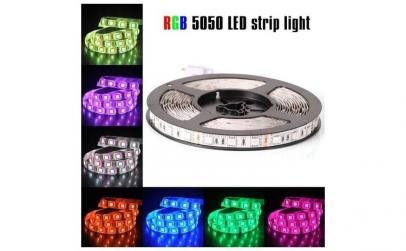 Banda LED de Interior - 60 LED-uri/m
