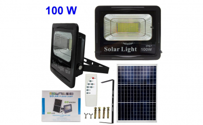 100w solar