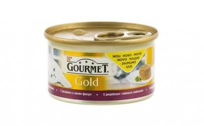 Gourmet Gold,Miel & Fasole Verde, 85g