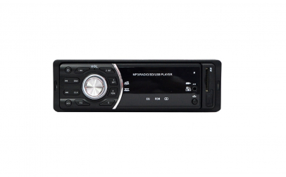 Radio MP3 player auto 1204/1208e, 45Wx4