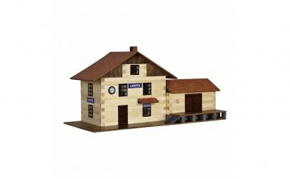 Walachia Set de construit din lemn