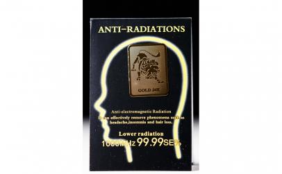 Sticker anti radiatii Telefon, PC, TV