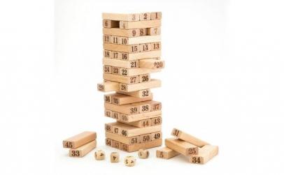 Joc de indemanare Jenga - Turnul
