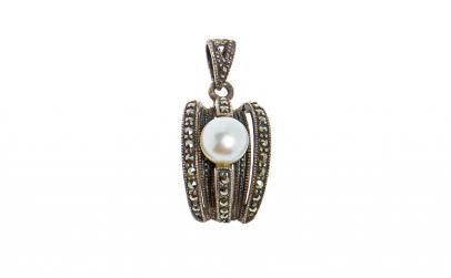 Pandantiv din argint 925 cu perla