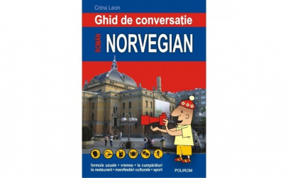 Ghid de conversatie roman-norvegian -