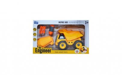 Camion constructii/betoniera, demontabil