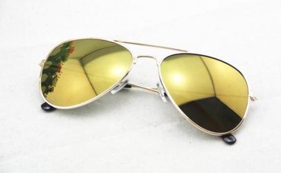 Ochelari de Soare Unisex Aviator Mirror