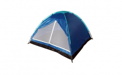 Cort camping 3 persoane 200x200x130 cm