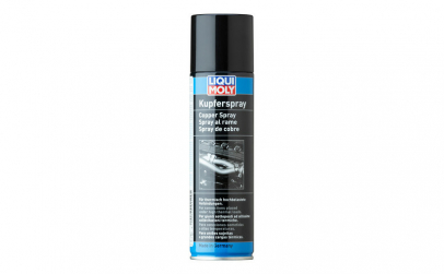 Spray cupru