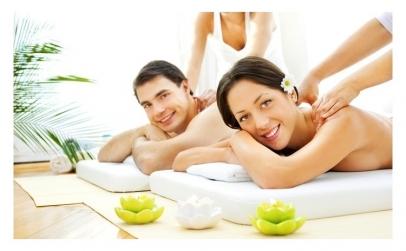 Pachet masaj de cuplu