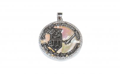 Pandantiv din argint 925 cu sidef, PAG50