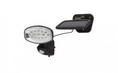 Lampa solara LED cu senzor de miscare si