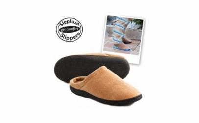 Papuci gel slippers cu talpa relax gel