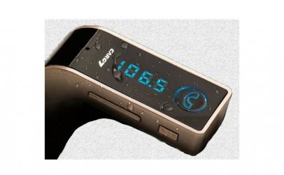 Modulator FM Car Kit auto MP3 Player Blu