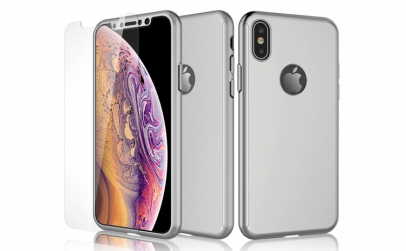 Husa Apple iPhone XS Max Flippy Full