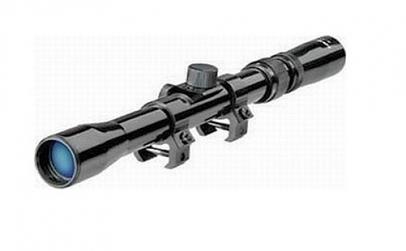 Luneta Bosile cu zoom 3-7X20 pentru arma