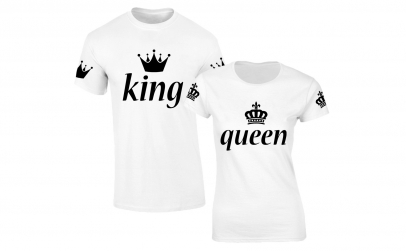 Set Tricouri King/Queen