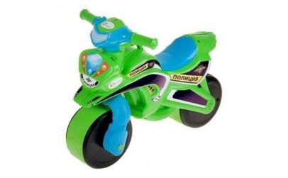 Motocicleta de politie Doloni -cu sunete