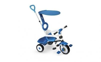 Tricicleta Plebani Pegaso albastru
