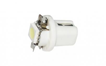 set 2 Becuri led T5 lumina bord alb 12v