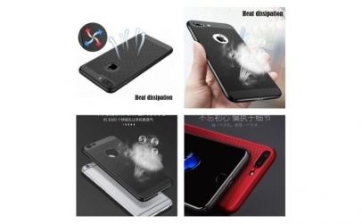 Husa cu aerisire pentru Iphone 6/6S