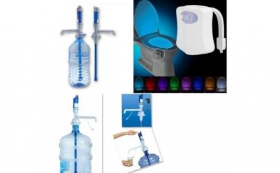 Pompa Electrica pentru apa bidon mare +