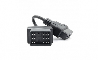 Cablu adaptor Toyota  17 Pin la OBD2 16