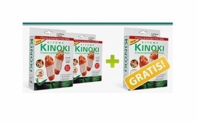 Kinoki 2+1 gratis