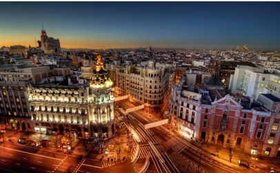 City Break Madrid din Bucuresti